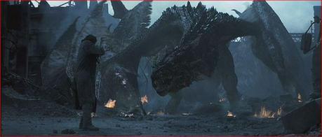 `El imperio del fuego´  -Caballeros y Dragones en el siglo XXI-