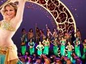 Espectáculo Benéfico Danza Vientre Palmas