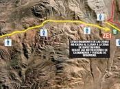 Dakar 2011: Zona Espectadores Etapa Arica Antofagasta