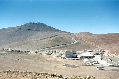 6 desafíos para construir telescopios gigantes. 4 Lucha contra la atmósfera
