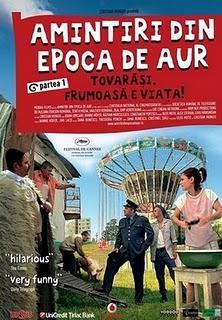 HISTORIAS DE LA EDAD DE ORO (2009) DE CRISTIAN MUNGIU Y OTROS. SOBREVIVIENDO A LA RUMANÍA DE CEAUCESCU.