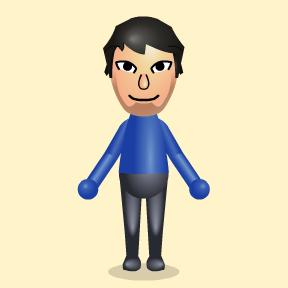 Tu avatar como en la Wii o como un personaje de Pocoyó