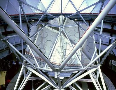 6 desafíos para construir telescopios gigantes. 6 Multiplicar los espejos