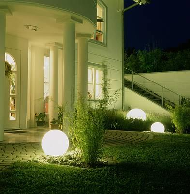 iluminaci n de exteriores y jardines paperblog