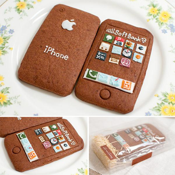 Iphone comestible
