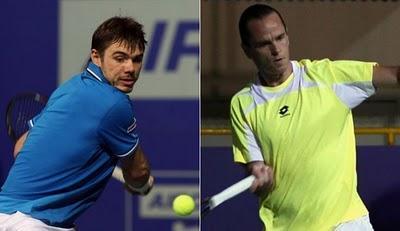 ATP 250 de Chennai: Malisse y Wawrinka son los finalistas