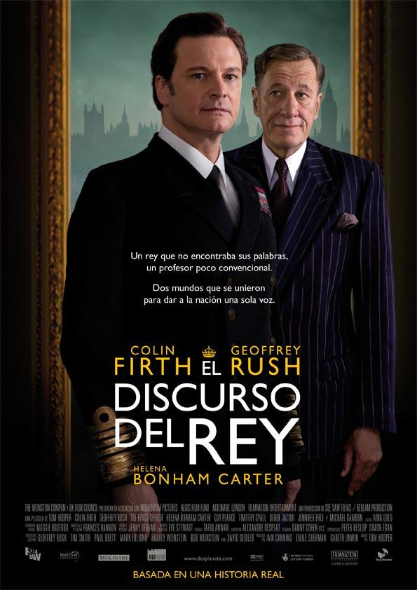 El Discurso del rey   The Kings Speech DVDrip  2010 Castellano   1 link