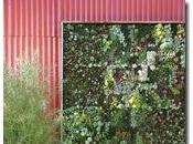 Muros pintados imitando paisajes naturales y jardines for Historia de los jardines verticales