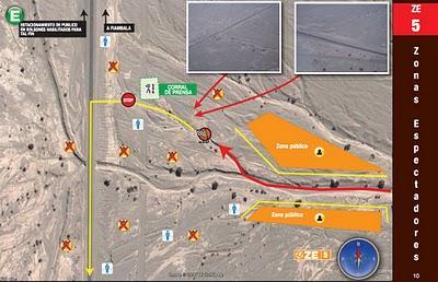 Dakar 2011: Zona de espectadores Etapa 10 - Fiambalá a Catamarca
