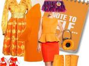 Teorìa Colores: Naranja