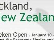 Auckland: Debut victoria para David