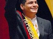 Rafael Correa, presidente teocrático