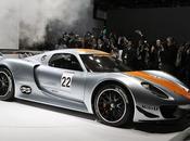 Porsche RSR, híbrido competición
