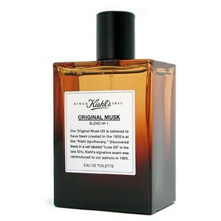 almizcle perfume