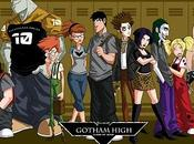 High School Batman