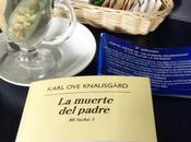 lucha Karl Knausgård pero primero, ejercicio escritura personal