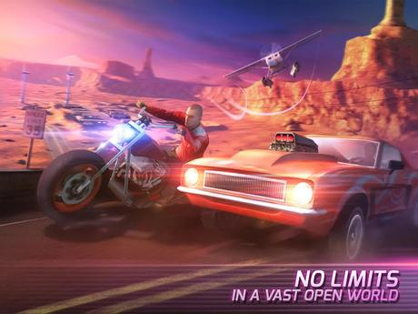 Gangstar Vegas APK V2.4.2 MOD Unlimited Money