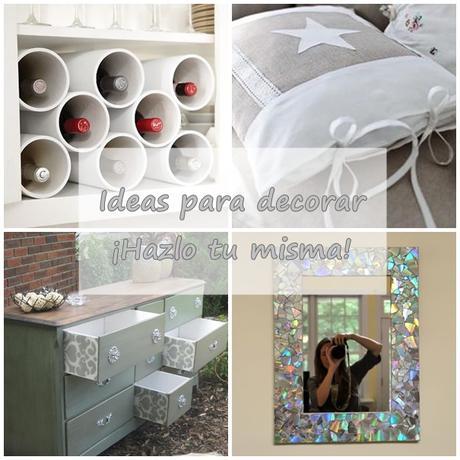 8 ideas para decorar nuestra casa hazlo tu misma paperblog - Nuestra casa es tu casa ...