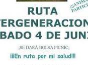 Ruta intergeneracional 2016
