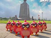 Angry Birds levantan vuelo Ecuador