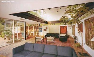 Casa Americana De Arquitectura Modernista A Os 60 Paperblog