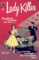 RESEÑA: LADY KILLER - JOËLLE JONES & JAMIE S. RICH