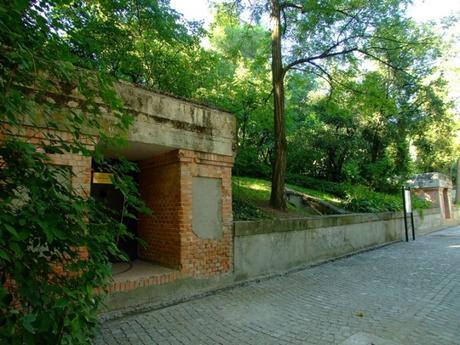 ¡Ya se puede visitar el búnker del Parque del Capricho!