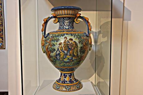Talavera museo de la cer mica ruiz de luna colecci n for Ceramica talavera madrid