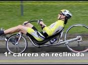 Carrera bici reclinada (ciclismo alternativo)