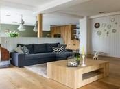 Casa natural mezcla texturas