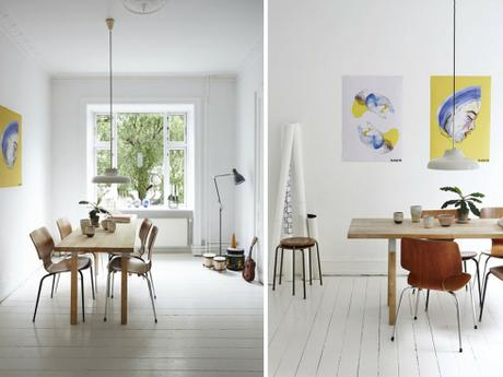 Un Apartamento En Copenhague Paperblog