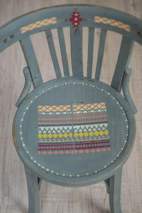 Muebles pintados con pintura a la tiza paperblog for Pintura ala tiza muebles