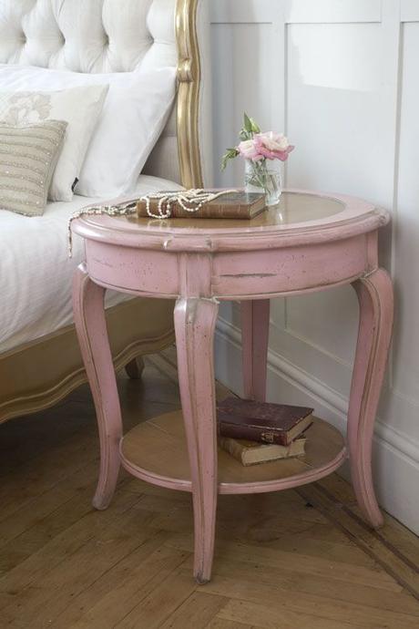 Muebles pintados con pintura a la tiza paperblog - Colores vintage para muebles ...
