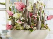 Tarjetas flores protagonistas Handmade Greeting Cards.