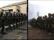 Parecidos razonables: antidisturbios