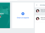 Google Spaces: comparte grupo