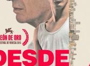 Trailer cartel DESDE ALLÁ. Última revelación cine latino. LEÓN VENECIA 2015. Próximo estreno cines JUNIO