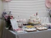 Mesa dulce para comunión Aroa