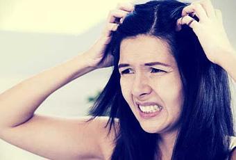 El champú el herbolario de la taiga de la caída de los cabello las revocaciones