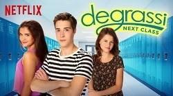 Netflix, degrassi