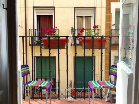 Arte emergente desde un apartamento en madrid paperblog - Apartamento turistico madrid ...