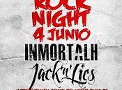 Jack Lies Inmortalh presentarán disco Under Proud Wurlitzer Ballroom