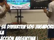 intimidad Seleccion Argentina Concentracion Copa America Centenario