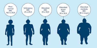 Preguntas sobre el sobrepeso y la obesidad