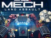 Mech Land Assault encuentra disponible Just Cause