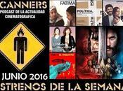 Estrenos Semana Junio 2016 Podcast Scanners