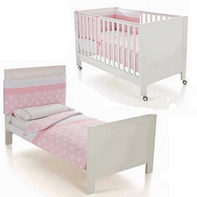 Cunas convertibles en cama para bebes opiniones marcas precios medidas paperblog - Camas pequenas para bebes ...