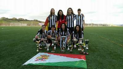 Hoy juega el equipo de Fúbtol Sala Femenino Almadén el I Maratón Liga Femenina de Diputación Provincial