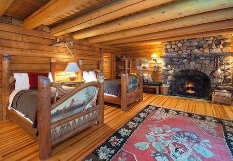 Cabaña de Troncos Rustica en los Adirondack - Paperblog
