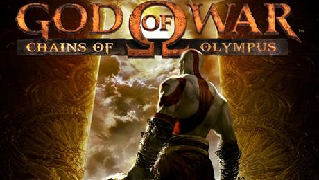 God of War Chains Of Olympus [Multi/Español] [PSP]